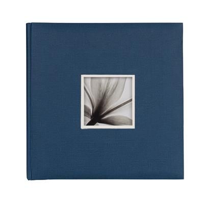 Book Album UniTex 34x34 cm blue