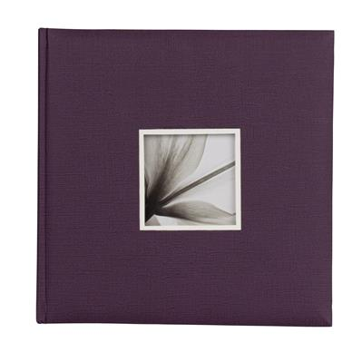 Book Album UniTex 34x34 cm purple