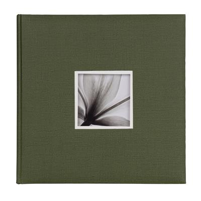 Book Album UniTex 34x34 cm green