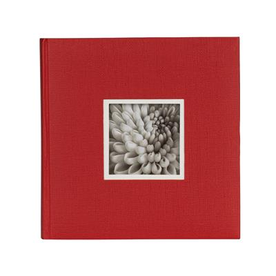 Book Album UniTex 23x24 cm red