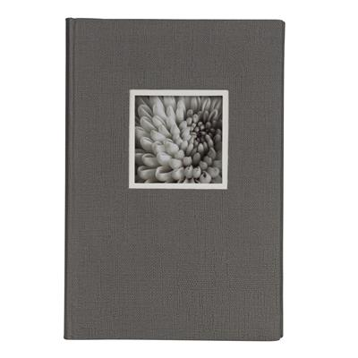 Slip-in Album 300 UniTex 10x15 cm grey