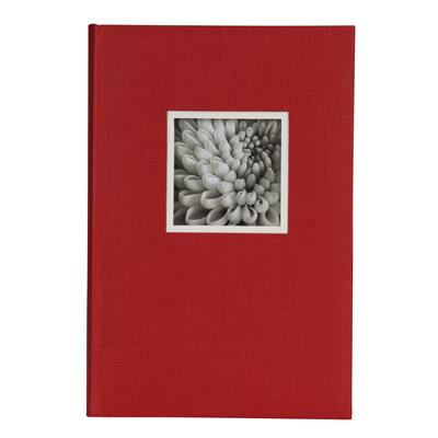 Slip-in Album 300 UniTex 10x15 cm red