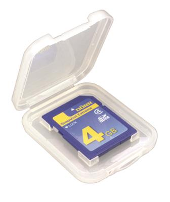Storage Box for SD Card