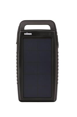 Solar Powerbank SC-15000 black
