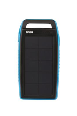 Solar Powerbank SC-15000 blue