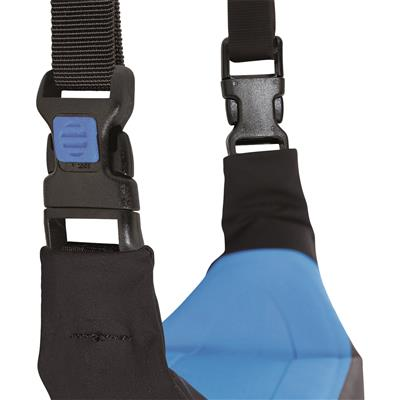DSLM Holster bag Agua Stormproof 25 black/ blue