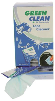 Lens Clean Wet & Dry Cleaners, 50 pcs.
