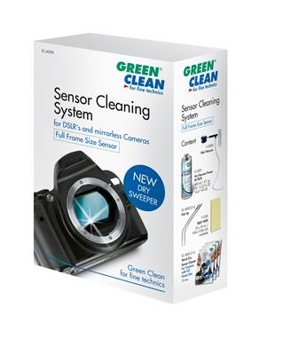 Sensor Cleaning Profi Kit Full Frame Size