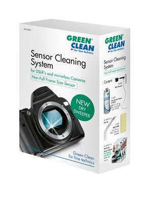 Sensor Cleaning Profi Kit Non Full Frame Size