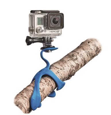3 in 1 Flexible Tripod Splat blau