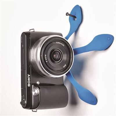 DSLM Flexible Tripod Splat blue